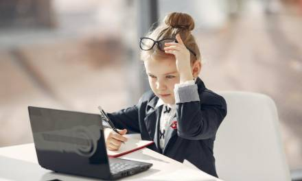 Blended learning could become the new normal