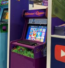 BETT Show Review: EDArcade educational games machine competition