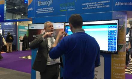 EDLounge is exhibiting at The BETT Show 2020