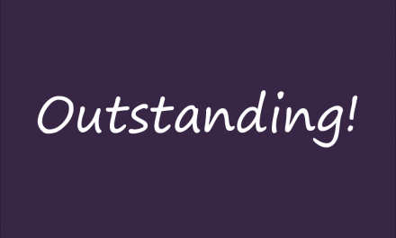 The Outstanding Ofsted: What a difference half a decade makes