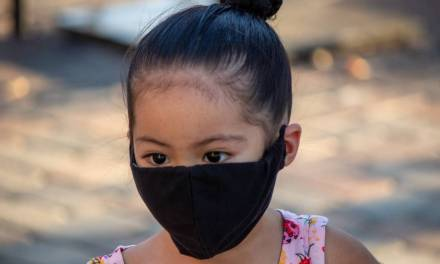 Some pupils in England need to wear face masks
