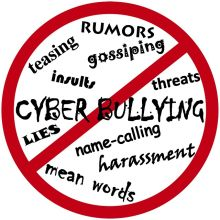 Identifying and understanding cyber bullying