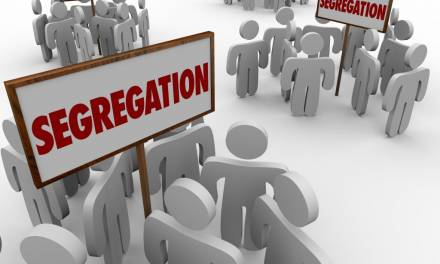 How can you help overcome ethnic segregation in your school?