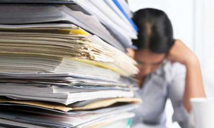 What can school leaders do to reduce teachers' paperwork?
