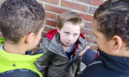 Managing persistent bullying behaviour in schools