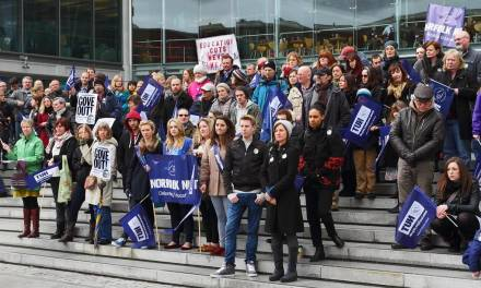 Sixth form college strike: how education can avoid being affected