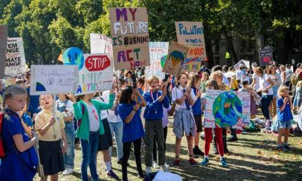 Support our children as they tackle the climate crisis