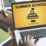 Online Education and Summer Schools' potential to retain lost knowledge for students